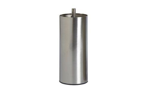 Jeu de 4 pieds cylindriques acier H15 Ebac N°1